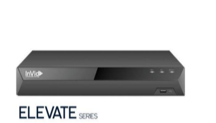 4 Ch DVR with 4 Plug & Play Ports